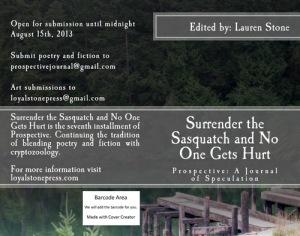 A Previous Loyal Stone Press publication.