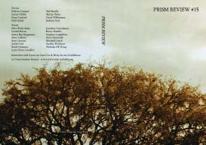 A back issue of Prism Review