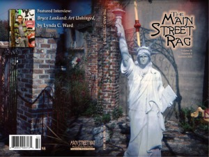 A back issue of Main Street Rag